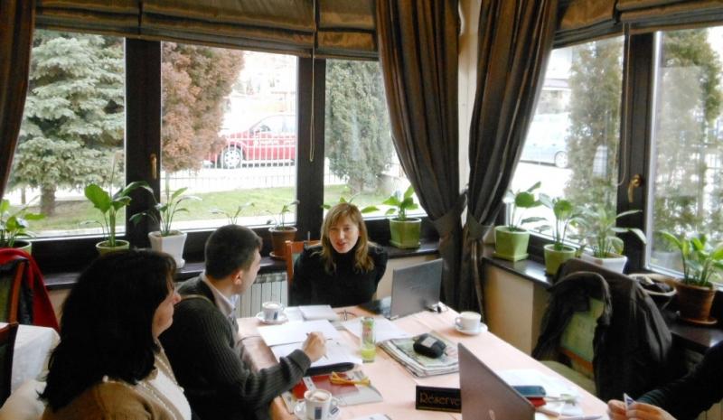 IPA CBC - Percaktimi i ekipit te projektit