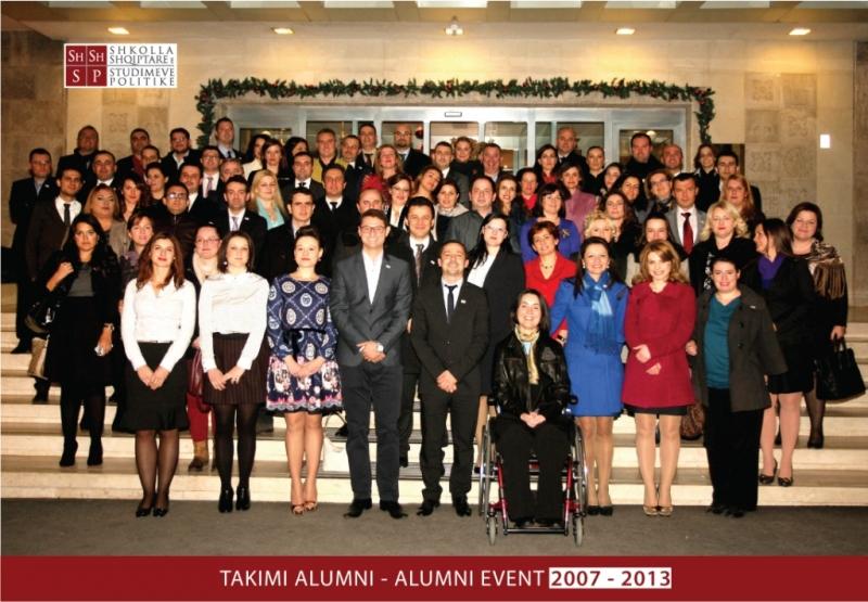 ASPS alumni event 2007-2013