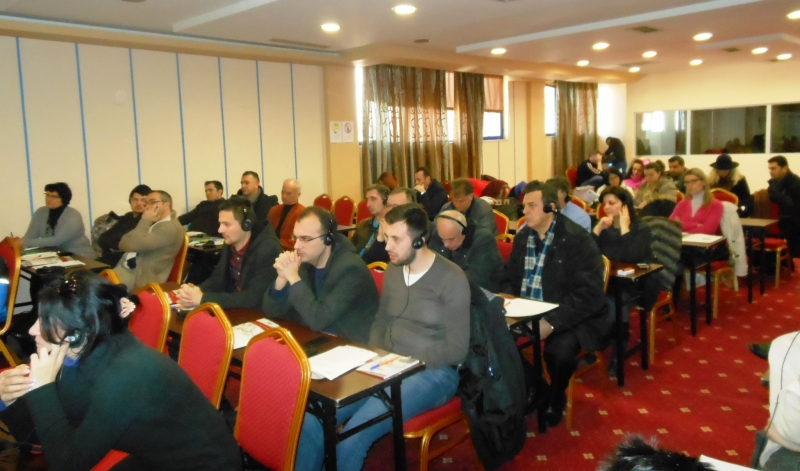 Konferenca rajonale Korce per energjine
