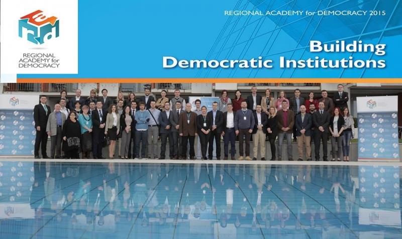 Akademia Rajonale per Demokraci 2015